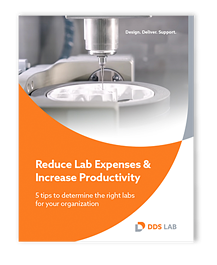 Free White Paper: REDUCE LAB EXPENSES INCREASE PRODUCTIVITY