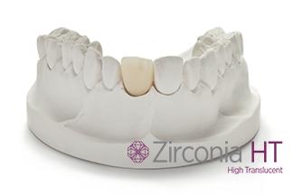 Zirconia High Translucent in Dentistry