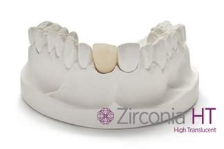 Zirconia High Translucent in Dentistry