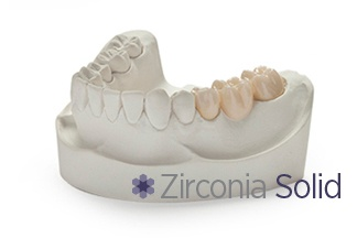 Zirconia Solid in Dentistry